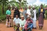 Kobiety z HIV lub AIDS ze Stowarzyszenia Twisungana